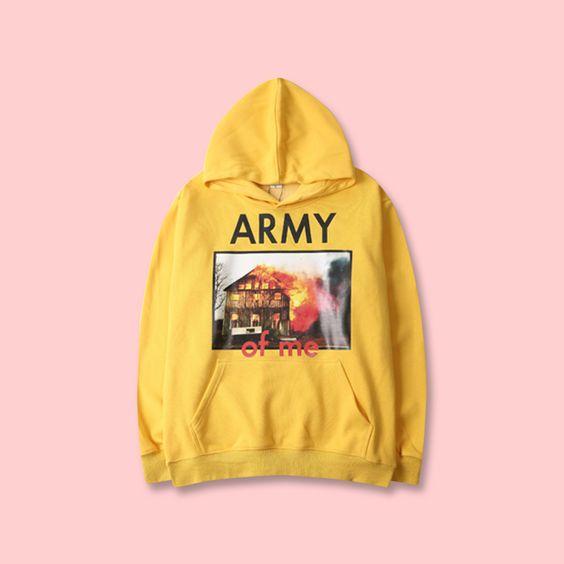 ARMY Of Me Hoodie GT01