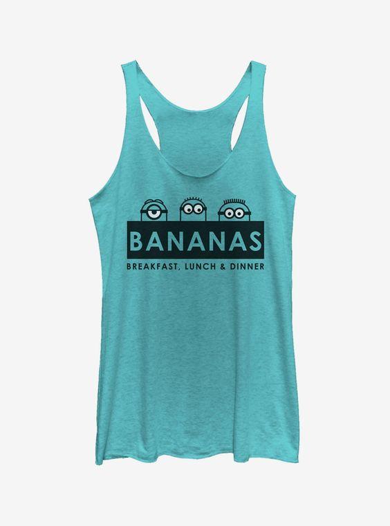 Bananas Tank Top EM01