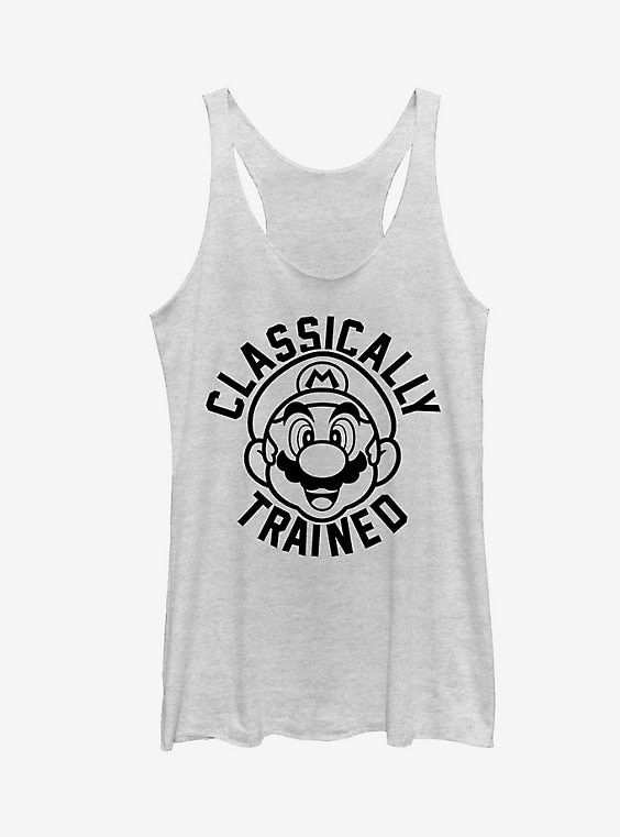 Classically Trained Tank Top EM01