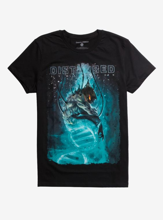 Disturbed Evolution T-Shirt DV01