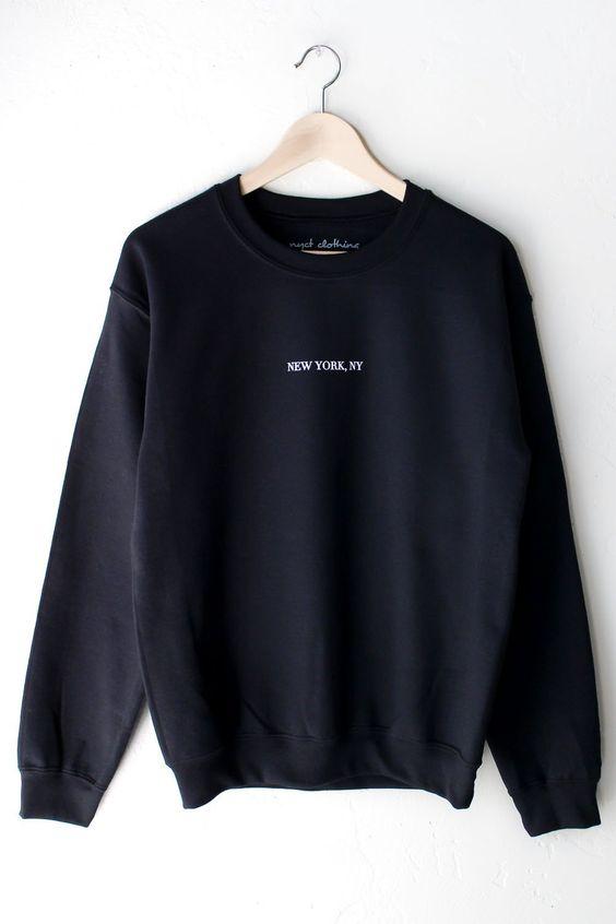 New York Sweatshirt EM01