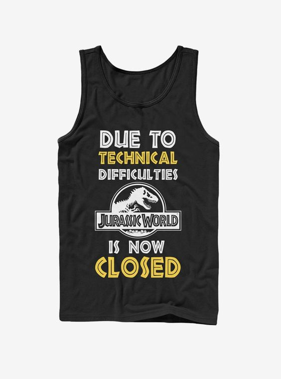 Technical Difficulties Tank Top DV01`