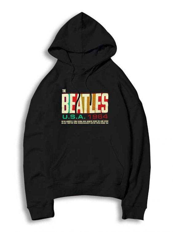 The Beatles Hoodie GT01