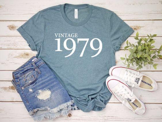 40th Birthday Gifts T-shirt ER01