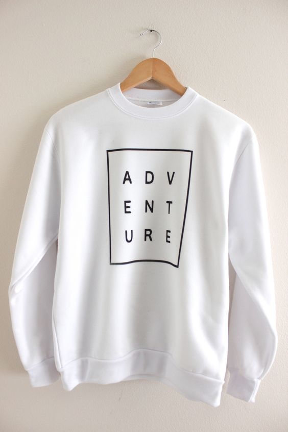 ADVENTURE Sweatshirt DAN