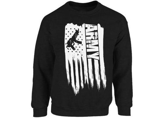American Flag Swatshirt DAN