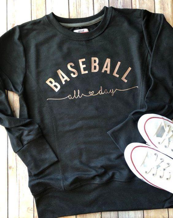 Baseball Sweatshirt DAN