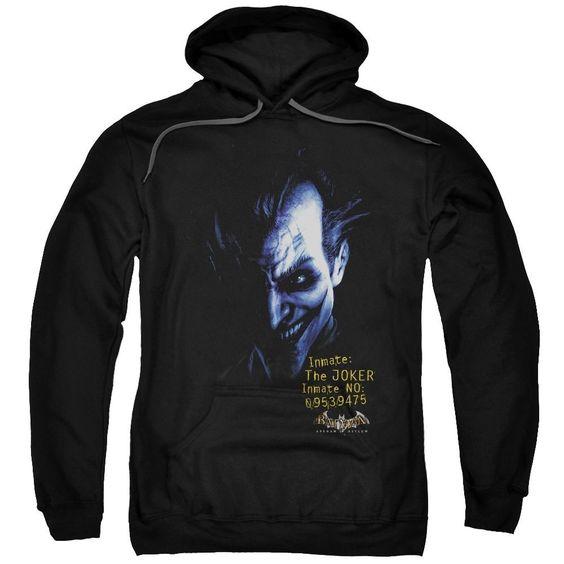 Batman Arkham Asylum HOODIE AV01