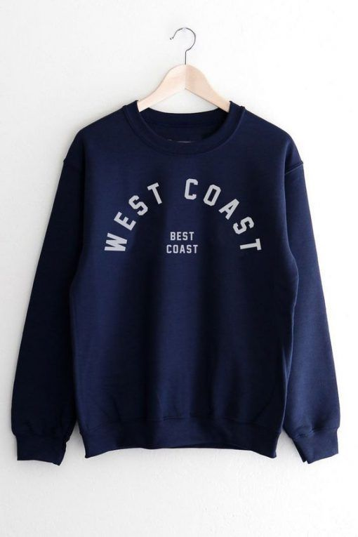 Best Coast Sweatshirt DAN