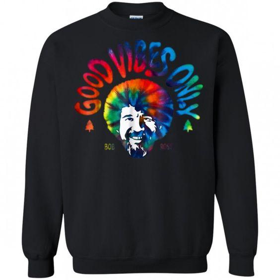 Bob Ross Sweatshirt SR28