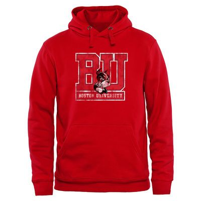 Boston University Hoodie DAN