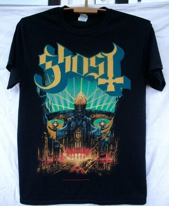Ghost Iron T Shirt SR31