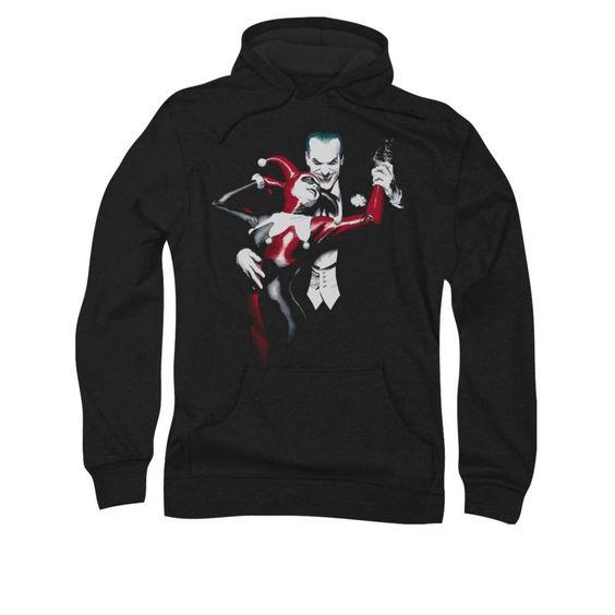 Harley Quinn The Joker HOODIE AV01