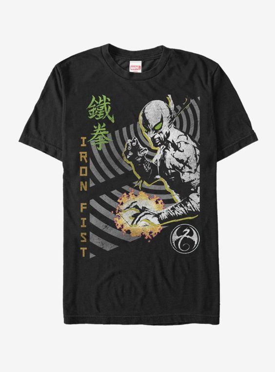 Iron Fist T-Shirt SR31