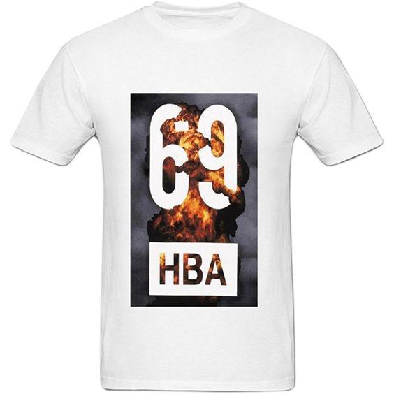 1969 Explosion HBA T-shirt N20FD