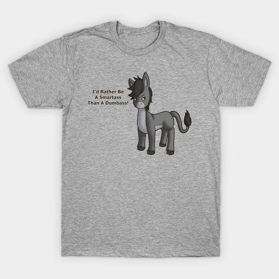 A Dumbass sarcasm Classic T-Shirt FD6N