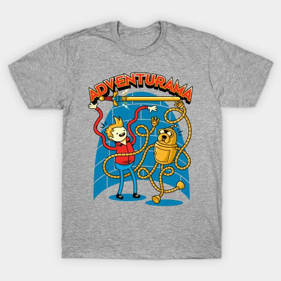 ADVENTURAMA T-Shirt N26HN