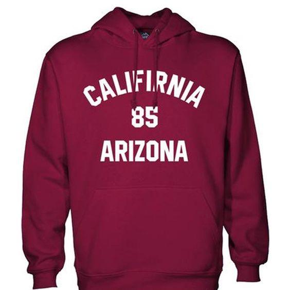 California 85 Hoodie VL27N