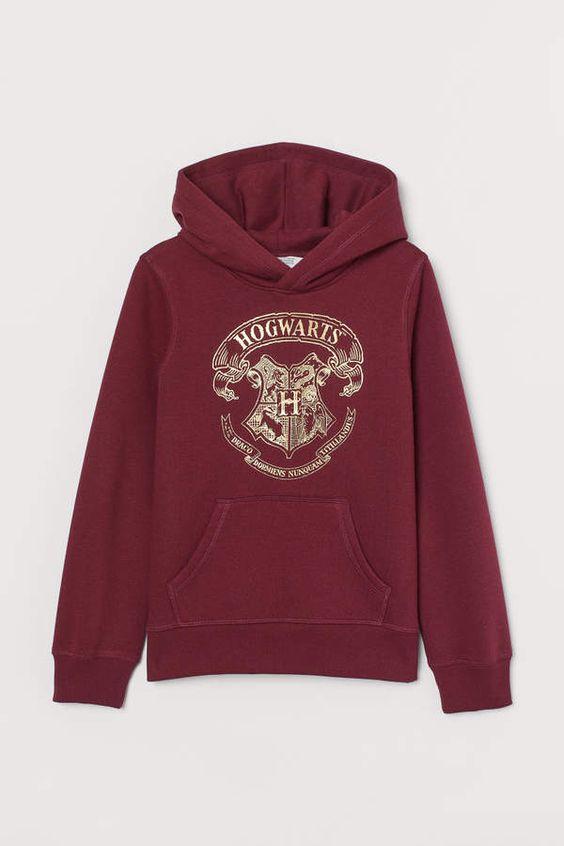Hogwarts Hoodie VL27N