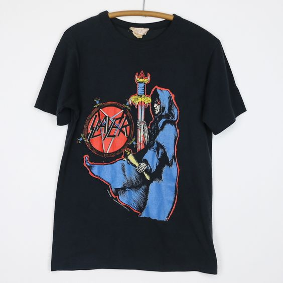 1990 Slayer Shirt FD3D