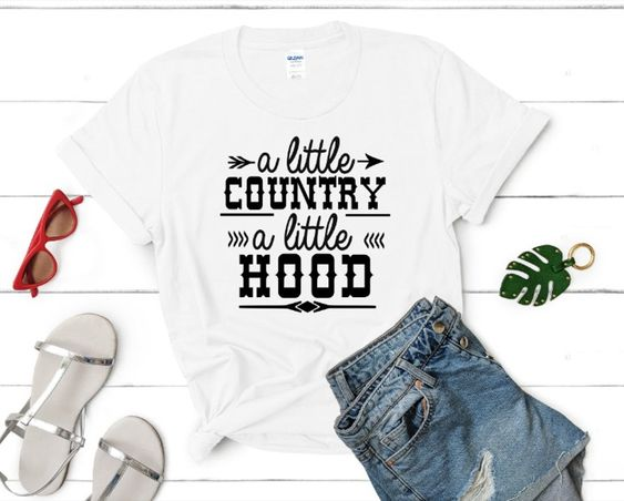A Little Country T Shirt SR20D