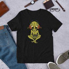 Alien Gamer Tshirt EL21D