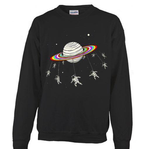 Astronaut Space Sweatshirt AZ3D