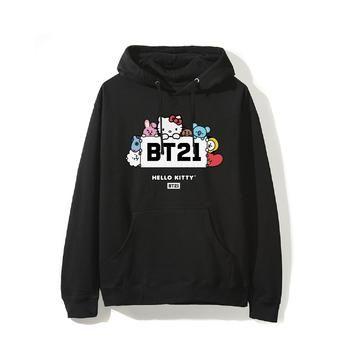 BT21 Carton Hoodie D9AZ