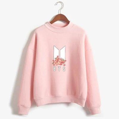 BTS Flower Sweatshirt AZ3D