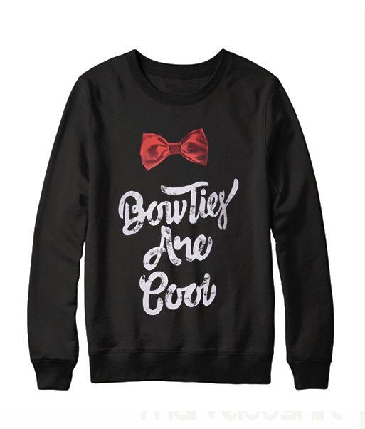 Bowties Are Good Sweatshirt FD3D