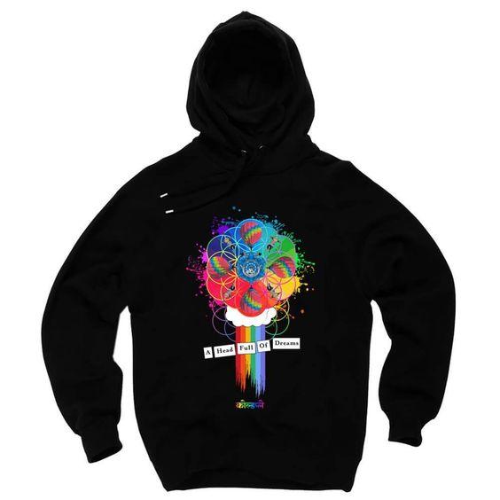 Coldplay Hoodie VL7D