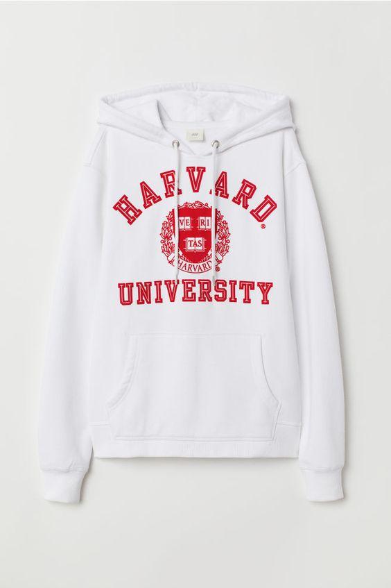 Harvard University Hoodie VL7D
