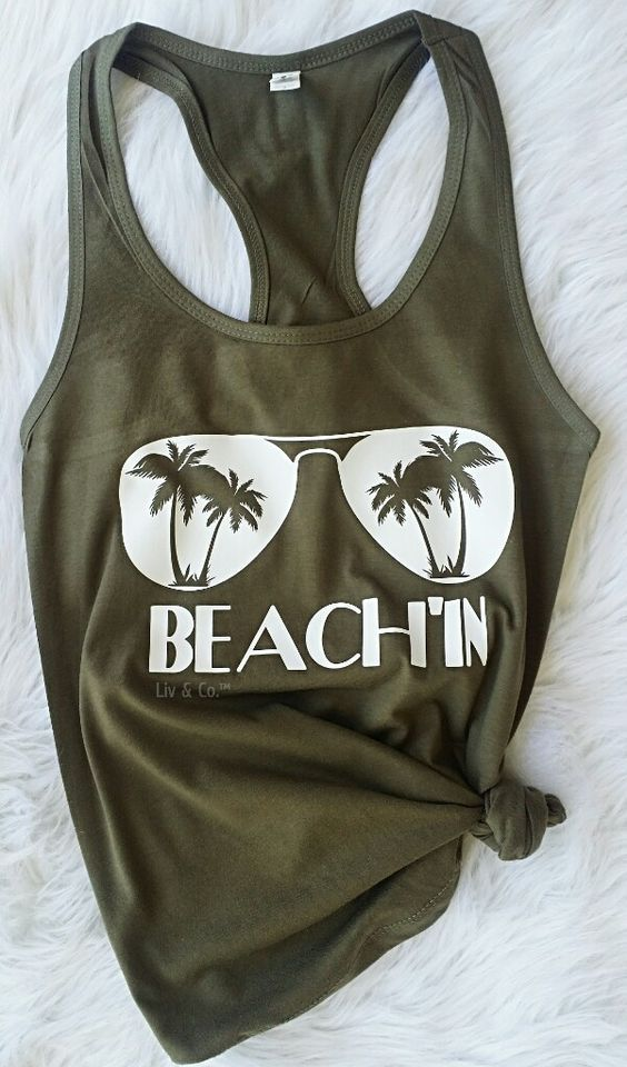 Beach Tanktop ND13J0