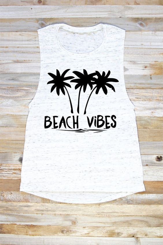 Beach Vibes TankTop ND13J0
