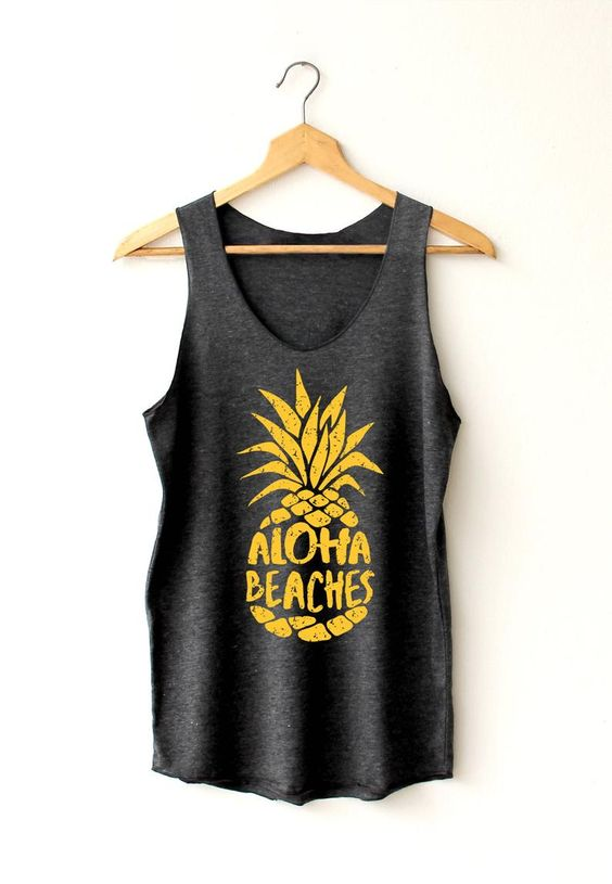 Aloha beaches Tank top SR31J0