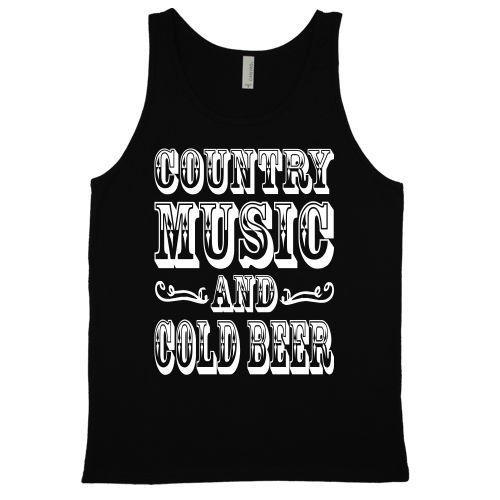 Country Music Tanktop MQ04J0