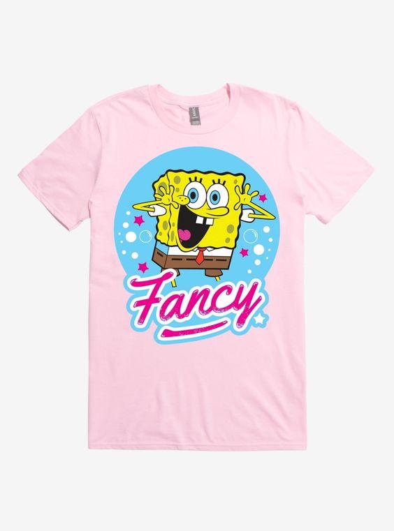 SpongeBob Fancy T-Shirt FD5F0