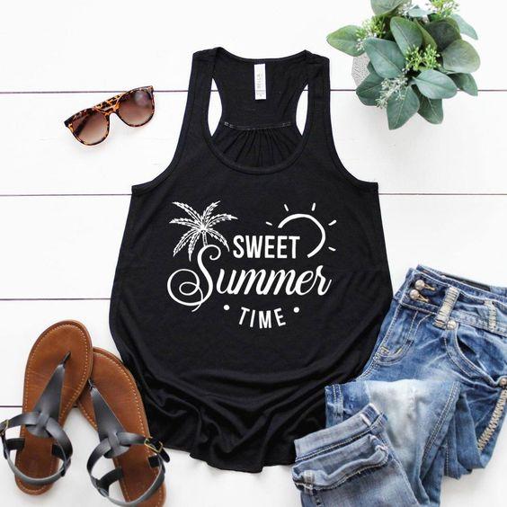 Sweet Summer Time Tank Top SR27J0