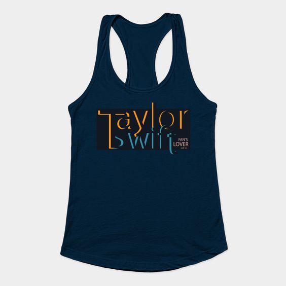 Taylor Swift fans Tank top SR31J0