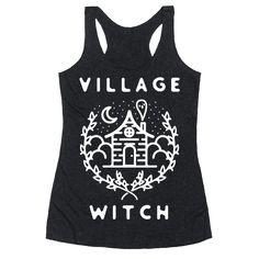 Village Witch Tanktop TU24M0