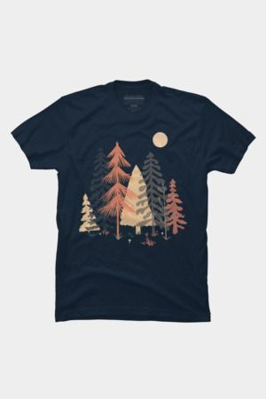 A Spot in the Wood Tshirt AF9A0