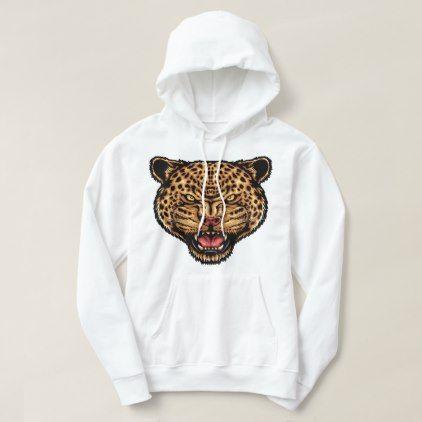 Leopard Hoodie AL30JN0