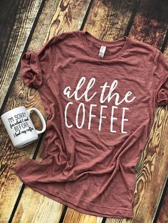 All the coffee T-Shirt AL29JL0