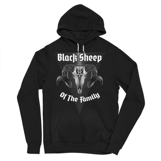 Black sheep Hoodie AL10AG0