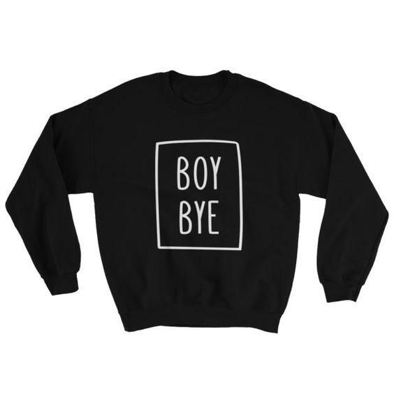 Boy Bye Sweatshirt AL19AG0