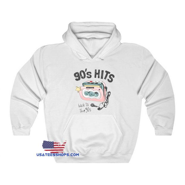 90's Hits Hoodie SA23JN1