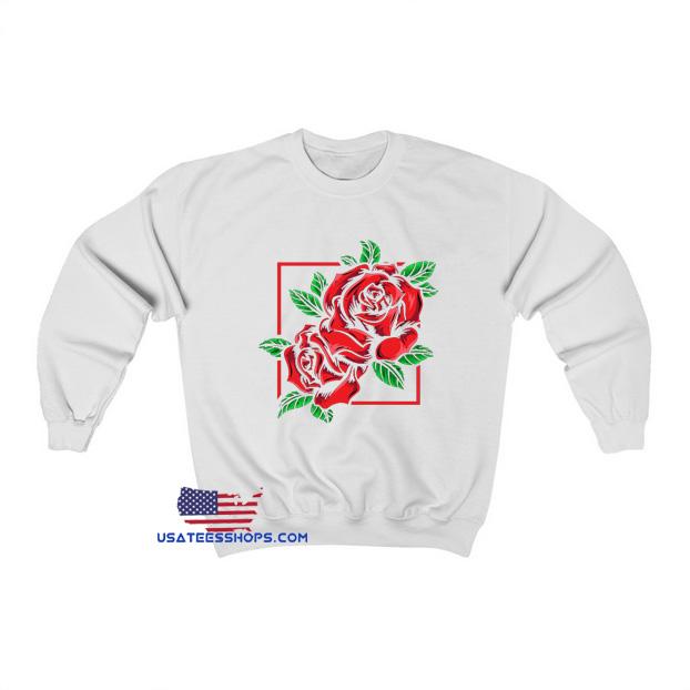 Flower Sweatshirt AL25JN1