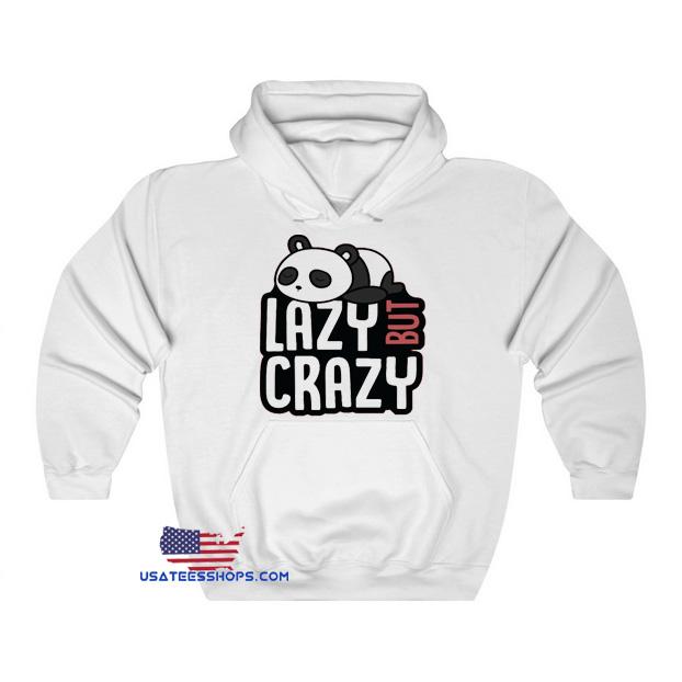 Lazy Crazy Hoodie SA25JN1
