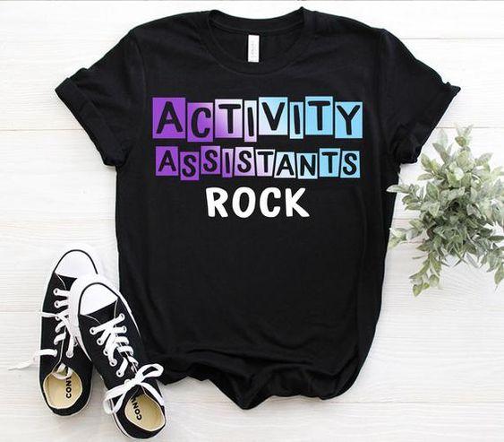 Activity Assistants T-Shirt EL16F1