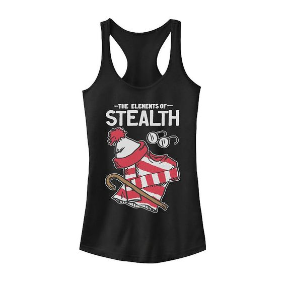 The Elements Of Stealth Tank Top EL16F1
